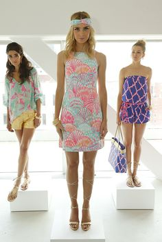 Lilly Pulitzer Resort 2016 | WWD