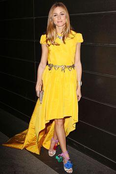 Olivia Palermo - best dressed