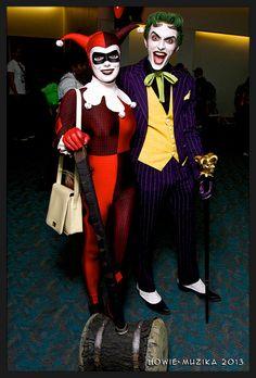 JOKER & HARLEY QUINN, THE JOKER | San Diego Comic-Con 2013