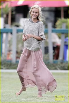 Ouch. There is a point of too skinny, Isabel Lucas