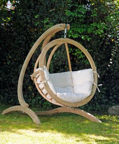 Wooden Swing Chair Outdoor Free Standing Swing Standing Swing Chair Indoor Swing Chair With Stand Indoor Hanging Chair With Stand Free Standing Swing Outdoor Free Standing Wooden Swing Seat Design Hammock Chair Stand, Hanging Chair With Stand, Swing Seat, Swinging Chair, Hanging Hammock, Hanging Chairs, Garden Furniture, Outdoor Furniture, Hanging Furniture