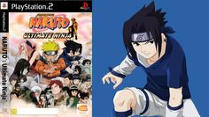 Naruto Ultimate Ninja (PS2 Gameplay) Sasuke Saga on HARD