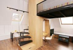 Small apartment by Edo Design Studio 01