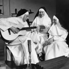 The Singing Nuns....Domenique.