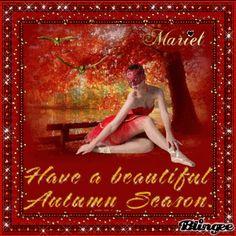 BEAUTIFUL AUTUMN...VINTAGE*OTOÑO*¨*MARIELCB