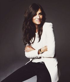 {fashion inspiration | style icon : emmanuelle alt} by {this is glamorous}, via Flickr