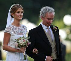 La boda de Millie Mackintosh y el rapero Professor Green
