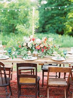 Who would have guessed a sweet outdoor Illinois wedding could be designed so flawlessly into a rustic woodland event with tons of details and simple, elegant style? With the help of Event Designer Kelly Lenard fromIntertwine,Katie and Stephentied the knot with an intimate forest wedding. Thanks toSawyer Baird, we're sharing all the snaps from this […]