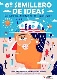 semillero de ideas emprendedores zaragoza activa. Estrategia de nueva marca en twitter