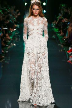 ELIE SAAB COLLECTION, SPRING 2015 RTW