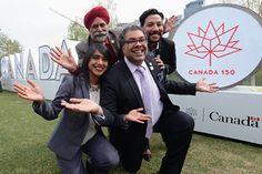 Canada 150 加拿大國慶