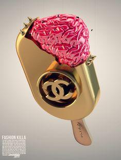 Incríveis trabalhos 3D por Antonio Tudisco | Criatives | Blog Design, Inspirações, Tutoriais, Web Design