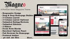 Review Magneo - Responsive News Magazine Themeonline after you search a lot for where to buy