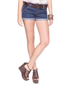 shorts. i have these shoes.ahh.