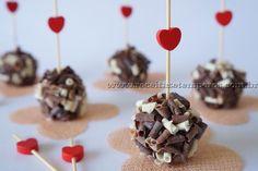 Brigadeiro Gourmet de Nutella | Receitas e Temperos