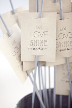 sparkler send off... love this idea for a wedding! One day someone I love will get married...I am ready!