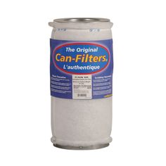 Can Fan 66 Without Flange Carbon Filter with Prefilter