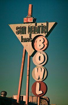 San Gabriel Bowl