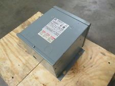 Square D 1.5S1F 1.5 kVA 240x480 - 120/240 General Purpose Transformer 1 PH. See more pictures details at http://ift.tt/2fsvCMh
