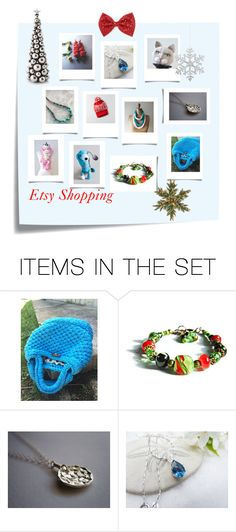 """""""Etsy Gifts for Everyone on Your List"""" by crystalglowdesign ❤ liked on Polyvore featuring art"""