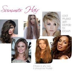 """""""Summer Hair"""" by expressingyourtruth on Polyvore"""