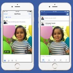 Ian Mckenna — Facebook begins to roll out support for Live...