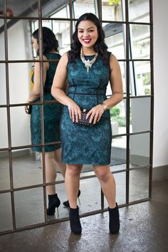 0ff29b5af87d Day 2: What To Wear to a Holiday Cocktail Party! #HolidayPartyOutfit  #HolidayStyle