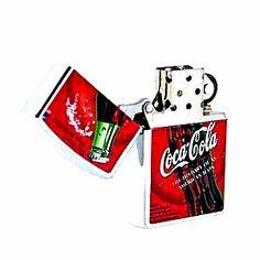 Coca-Cola Zippo Lighter