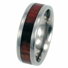 pretty wood ring