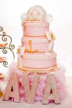 Once Upon A Time / Birthday Avas First Birthday | Catch My Party