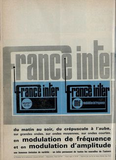 1965 : France Inter fait les 400 coups avec Fernand Raynaud - France Inter