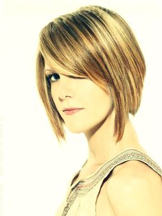 The classic bob...one of the few hairstyles that will NEVER go out of style! Check out 4 more timeless hair looks at http://www.latest-hairstyles.com/trends/trend-proof-hairstyles.html