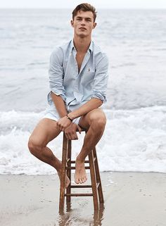 Check out the New Spring Men's Collection for Polo Ralph Lauren by Josh Olins and beautiful styled by Ben Eskridge. Setting the mood in Malibu starring our Top Model Simon Nessman with up and coming Kit Butler and Brad Allen taking over the industry. Wearing an easy, modern take on classic polo style.