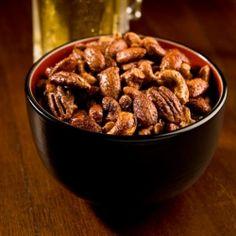 Pub Restaurant Copycat Recipes: Bar Nuts