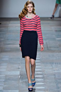 Michael van der Ham | Fall 2012 Ready-to-Wear Collection | Style.com