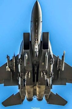 Military Aircraft — Eagle…Talons Out! Military Helicopter, Military Jets, Military Weapons, Military Aircraft, Jet Fighter Pilot, Air Fighter, Fighter Jets, Airplane Fighter, Fighter Aircraft