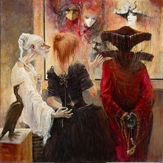 """Marcel Nino Pajot  """"Le Lacet"""" technique mixte sur toile 100 x 100 cm Marcel, Don Quixote, Galerie D'art, Les Oeuvres, Surrealism, Modern Art, Sculptures, At Least, Abstract"""