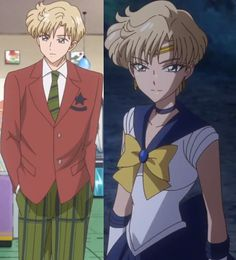 Haruka Tenoh/Sailor Uranus