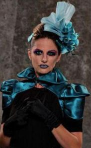 Capitol Couture blue