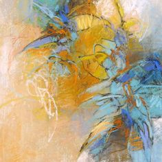 "Debora Stewart, ""Providence I,"" pastel on paper, 12 x 12"