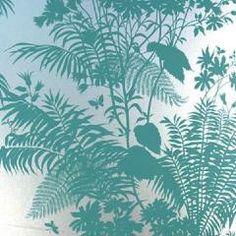 Florence Broadhurst Wallpaper - Floral CO58 - Signature Prints   Removable Wallpaper Australia