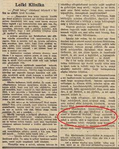 Lelki tanács a vívódó menyasszonynak 1914-ből. Pesti Napló, 1914.11.15., arcanum.hu