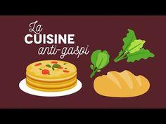 La cuisine anti-gaspi - Les Carnets de Julie - YouTube France Tv, Marx, Thierry, Blog, Puddings, Articles, Youtube, Recipes, Kitchens