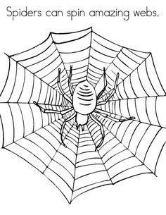 Spider Web Coloring Page - 28 Spider Web Coloring Page , Free Printable Halloween Spider Coloring Page for Kids 1 Insect Coloring Pages, Spider Coloring Page, Super Coloring Pages, House Colouring Pages, Truck Coloring Pages, Cat Coloring Page, Coloring Pages For Kids, Coloring Sheets, Coloring Book