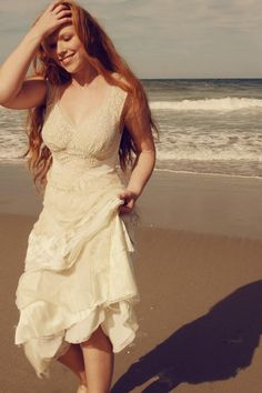 Gorgeous eco-friendly handmade dress: in love with this dress...love Etsy!!