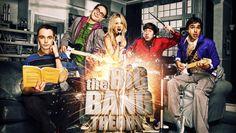 The Big Bang Theory Animated Wallpaper