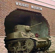 Wright Museum of WWII History - Located in Wolfeboro, NH