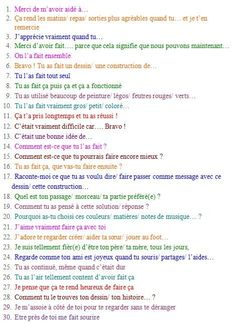 30 propositions pour encourager efficacement un enfant Education Positive, Kids Education, Special Education, Blog Love, French Lessons, Psychology Facts, Learn French, Positive Attitude, Growth Mindset