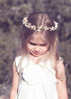 halo headband for flower girls Flower Girls, Flower Girl Halo, Flower Girl Dresses, Flower Crowns, Crown Flower, Daisy Crown, Flower Children, Baby Flower, Flower Fairies