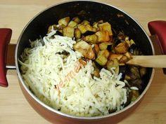 Macar Kebabı Tarifi Yapılış Aşaması 8/16 Potato Salad, Hamburger, Cooking Recipes, Pasta, Chicken, Ethnic Recipes, Aspirin, Food, Allah